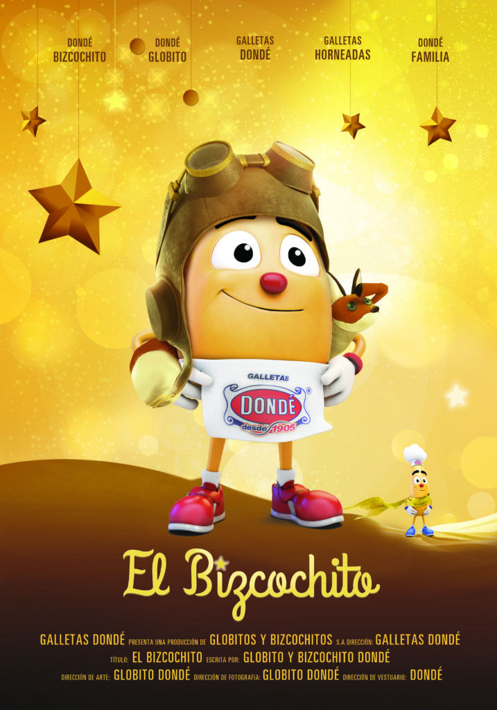 Globito y Bizcochito