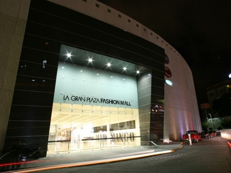 Fachada La Gran Plaza Fashion Mall
