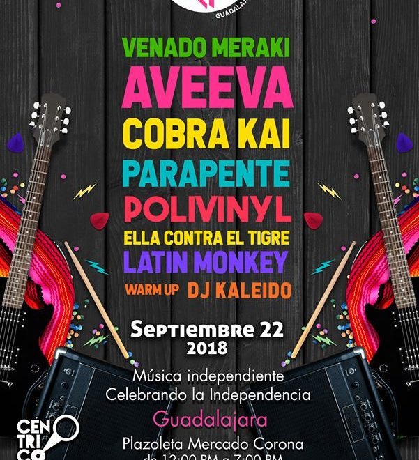 cartel mini festival suena