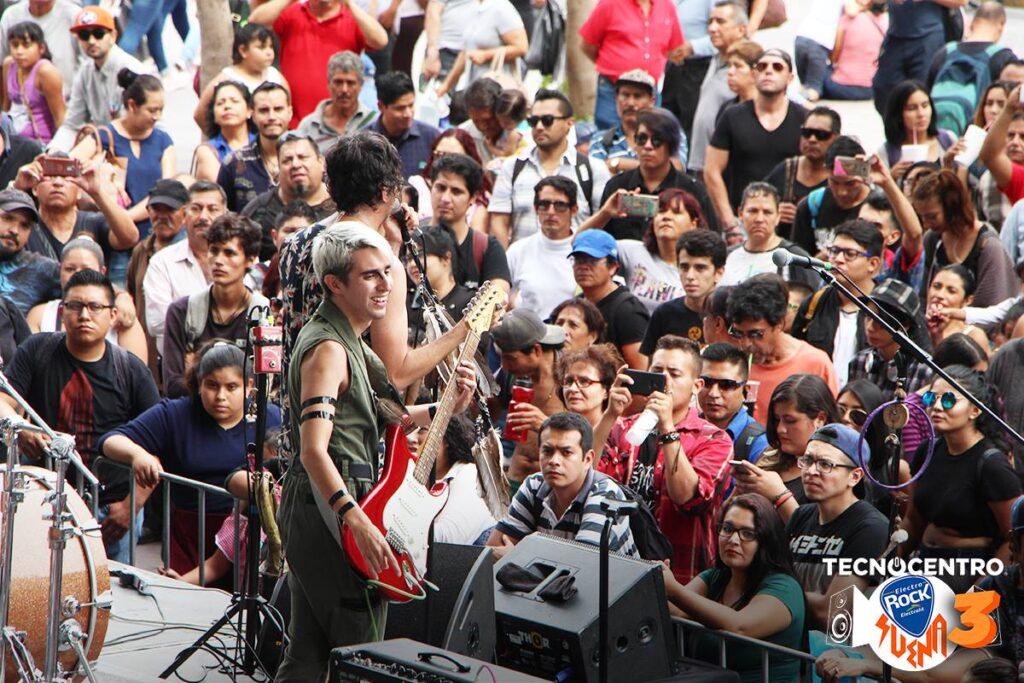 mini festival suena ave eva gente